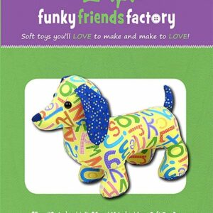 dachshund sewing pattern