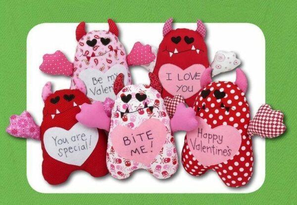 valentines sewing pattern