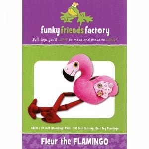 flamingo sewing pattern