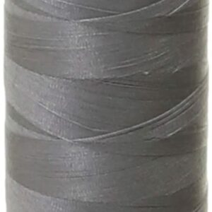 grey thread spool