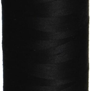 black thread spool