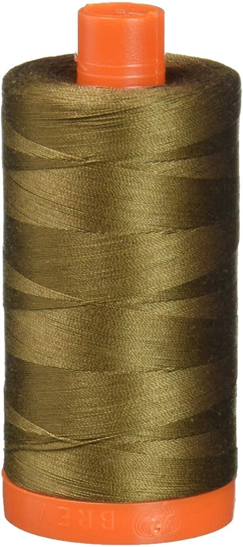 dark antique gold thread