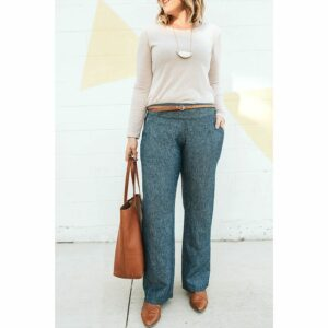 port city pants pattern